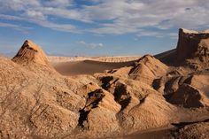 Valle de la luna, Chile. ©Linn Bergbrant