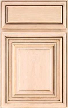 Knotty Alder Door Styles - Kitchen Cabinets - Chicago - Schuler ...