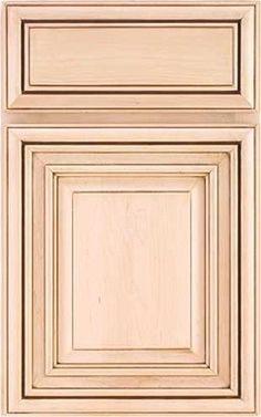 The Verona Door In Cherry Verona Cherry Lowes Kitchen