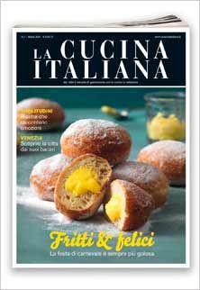 La Cucina Italiana - EDICOLA MARZO