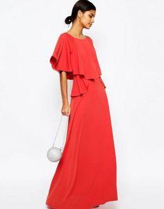 45 abiti da sera rossi  sensuali ed eleganti per un matrimonio Smoking 643536ad09e