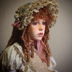 Пугающие и прекрасные куклы Михаила Зайкова: