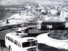 1950 li yıllar. Sarı Kışla ve cezaevi yeni yıkılmış...