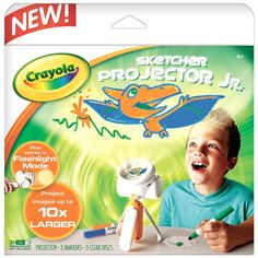 by Crayola. This looks like a must have for night time story telling and also camping ; You Draw, Junior, Project Yourself, Sketchers, Cool Toys, Projects, Jr, Bingo, Night Time