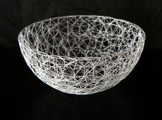 ClusterCloud Bowl 3D Printing 5809
