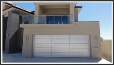 Mission Style Garage Door Driveways Garages Pinterest Garage
