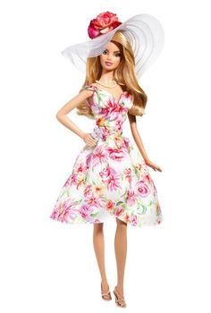 Kentucky+Derby+2009+Barbie+Doll+-+50th+Anniversary+-+NRFB+135th+Kentucky+Derby+#Barbie+#Dolls $75.SOLD