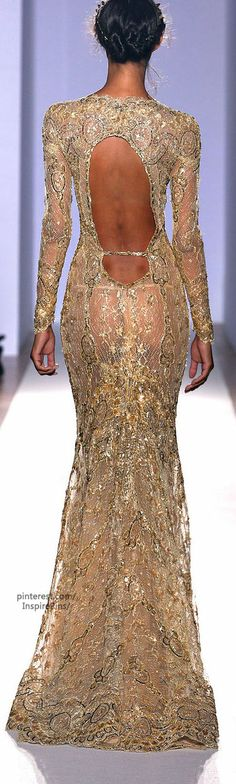 Zuhair Murad - Couture - S/S 2013 #PurelyInspiration