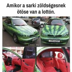 Funny pictures about Watermelon car. Oh, and cool pics about Watermelon car. Also, Watermelon car photos. Funny Car Memes, Car Humor, Dankest Memes, Humor Legal, Funny Cars, Cartoon Memes, Watermelon Car, Watermelon Festival, Eating Watermelon