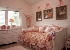 ballerina nursery themes | ... Premier Interior Design Blog | Home Decor Tips: Little Crown Interiors