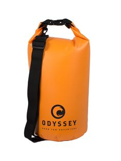 Amazon.com : Waterproof Dry Bags by Odyssey, with Shoulder Strap & Free Bonus Smartphone Dry Bag : Sports & Outdoors