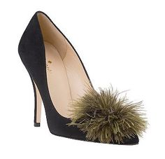 these Kate Spade pumps