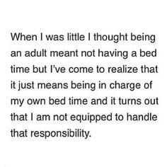 Lol true that!