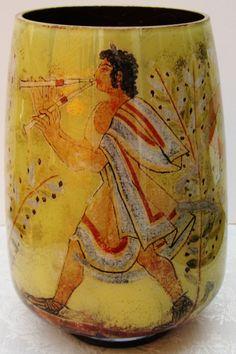 Etruscan vase 3 - Aug 2012