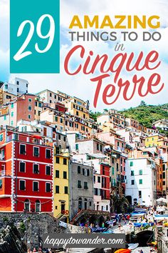 An incredible roundup of the best things to do in Cinque Terre, Italy ft. Travel Advice, Travel Guide, Travel Quotes, Places To Travel, Travel Destinations, Europe Beaches, Italy Travel Tips, Travel Europe, Villefranche Sur Mer