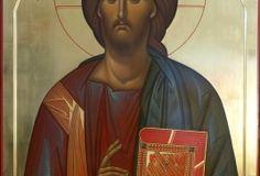 Спас и Богородица Ikon, Holi, Image, Christ, Icons