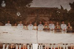 funnest rainy day wedding picture ever! c/o studio222 photography