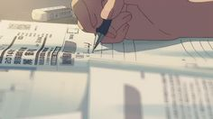 Animated gif about gif in manga, anime from i love clouds - Zeynep Karlı - . - Animated Gifs Manga Gif, Anime from i love clouds – Zeynep Karlı – # animé - Manga Anime, Anime Gifs, Anime Art, Aesthetic Gif, Aesthetic Pictures, Aesthetic Wallpapers, Animiertes Gif, Animated Gif, Studying Gif