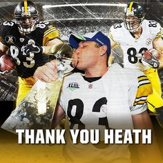 After 11 seasons and two Lombardi trophies, Heath Miller retires in Black & Gold.
