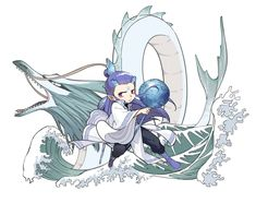 Dragon Wallpaper Iphone, Jiang Shi, Monkey King, Book Art, Chibi, Anime Art, Novels, Fan Art, Cartoon