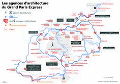 Le Grand Paris Express, futur métro le plus artistique du monde - Enlarge your Paris