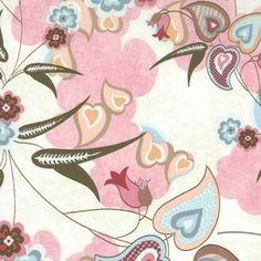 61554780e97af Moda BLUSH Adore Essence Pink Basic Grey Fabric Basic Grey