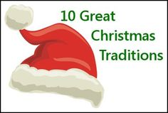 10 Great Christmas Traditions for Families