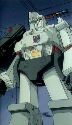 "Transformers G1 Megatron (from ""Scramble City: Mobilization"")"