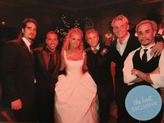 The Backstreet Boys look back on the tender moments from their wedding days. Read what Kevin, Brian, A.J., Howie, and Nick have to say about their special day.