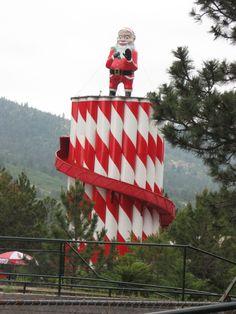 North Pole HOme Santa Workshop Colorado