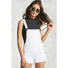 Forever21 Ribbed Mock Neck Crop Top ($7.90) ❤ liked on Polyvore featuring tops, charcoal, cut-out crop tops, forever 21, ribbed top, white crop top and sleeveless crop top