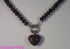 Showroom by Creative-Pink: Die Herzkette von Silvity hat mein Herz erobert  http://www.creative-pink-showroom.com/2011/12/die-herzkette-von-silvity-hat-mein-herz.html