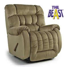 Brand new Truman - Wallsaver Recliner - Recliners from Best Home Furnishings. Crowley Furniture is Kansas City& family owned furniture store for over 60 years. Wholesale Furniture, Furniture Sale, Furniture Market, Oversized Recliner, Chaise Cushions, Lift Recliners, Recliner Cover, Goods Home Furnishings, Furniture Companies