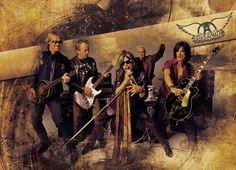 Aerosmith Wallpaper