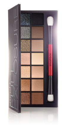Full Exposure Palette - #Smashbox - better shade selection than the Naked series by Urban Decay