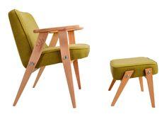 Kultowy fotel 366 / Projektant Chierowski
