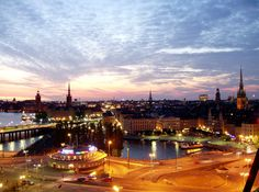 Beautiful Pictures Of Sweden | Stockholm, Sweden - Tourist Attractions ~ Tourist Destinations