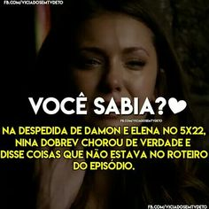 Nunca vou superar o fim de Nian Vampire Daries, Vampire Diaries Damon, Vampire Diaries The Originals, Delena, Frases Tvd, Klaus Tvd, The Vampires Diaries, Hello Brother, Vampire Academy