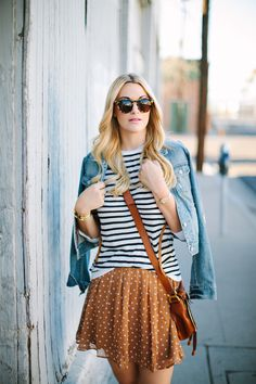 { dots + stripes }