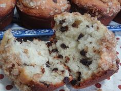 Banana Chocolate Chip Muffins Recipe from Tia Maria's Blog