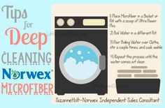 Tips for Deep Cleani