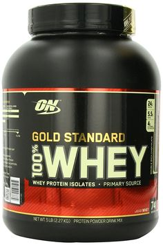 The five-pound, 100 percent Whey gold Standard by Optimum Nutrition closes out list of the best supplements and protein powders for 2014.   #ProteinPowder #ProteinSupplements #Protein #Supplements
