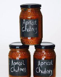 Apricot Chutney | Elmarie Berry Good Food