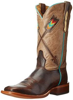 Johnny Ringo Womens Arrow Riding Boot Brown 5 B US -- Be sure to check out this awesome product. (This is an affiliate link) Rodeo Boots, Cowgirl Boots, Western Boots, Cowgirl Outfits, Cowboy Hats, Mode Country, Country Boots, Brown Riding Boots, Brown Boots