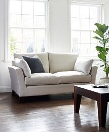 Alana Flared Two Seater Sofa