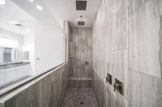 10 Magnificent Clever Hacks: Corner Shower Remodel Before And After fiberglass shower remodel bathroom makeovers.Small Shower Remodeling With Tub corner shower remodel diy. Shower Tile Designs, Walk In Shower Designs, Bathroom Designs, Bathroom Ideas, Shower Doors, Shower Tub, Rainfall Shower, Diy Shower, Large Bathrooms