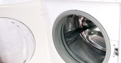 Clean Front Load Washer