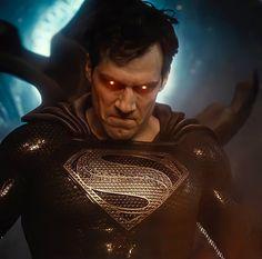 Mundo Superman, My Superman, Superman Family, Arte Dc Comics, Dc Comics Superheroes, Superman Black Suit, Zack Snyder Justice League, Superman Henry Cavill, Hq Dc