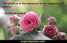 Inspirational Gottfried Leibniz Quotes - Logical Quotes