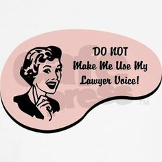 don't make me...@Katie Hrubec Hrubec Sarokhanian - you should really have this hanging somewhere in your house!  Hahaha!!!
